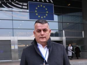 Prim-vicepreşedintele Federaţiei Operatorilor Români de Transport (FORT), suceveanul Alin Creţu