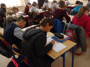 Semestrul al doilea aduce simulări, examene, competiții și inspecții, pentru profesorii şi elevii suceveni