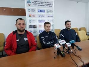 Universitarii vor să nu mai repete evoluţia modestă din meciul cu HC Buzău