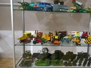 Jucăriile din Pod