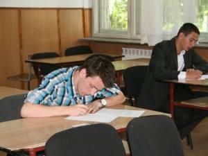 Simularea examenului de bacalaureat începe pe 18 martie