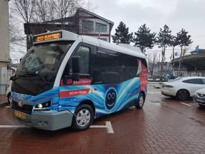 Autobuzul Karsan Jest Electric adus în probe la Suceava în decembrie