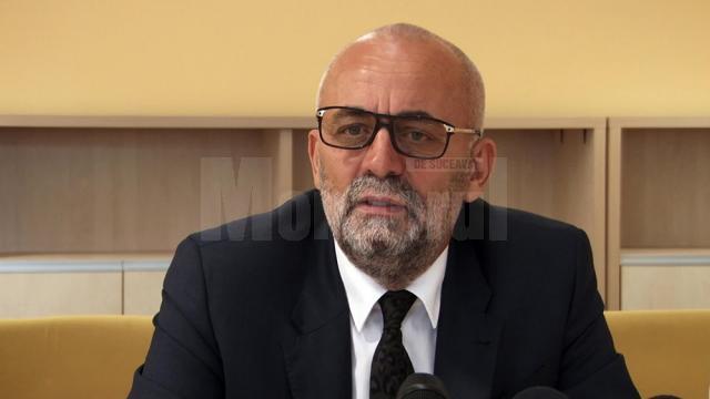 """Vasile Rîmbu: """"Se va lăsa cu sancţiuni care vor merge de la penalizări la salariu până la mutări în alte sectoare şi nu exclud nici desfacerea contractului de muncă"""""""