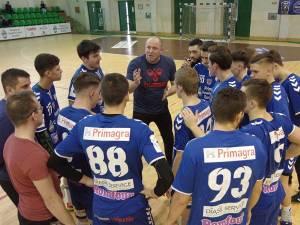 Universitatea II a pierdut meciul de acasă cu echipa pregătită de Leonard Bibirig, CSM Vaslui