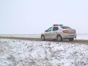 Poliţiştii au fost nevoiţi să plece în urmărirea şoferilor fugari