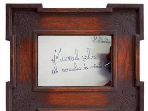 Muzeul şcolar al scrisului de mână
