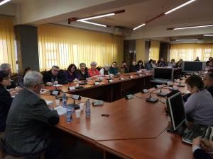 Prima dezbatere publică pe marginea proiectului de buget pentru 2019 al municipiului Suceava, cu reprezentanţii unităţilor de învăţământ