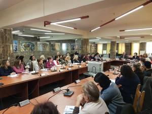 Şedinţa de buget cu conducerea unităţilor școlare din Suceava