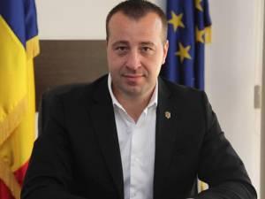 Viceprimarul Lucian Harșovschi