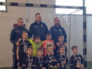 Juniorul Suceava s-a impus la Braşov Indoor Cup