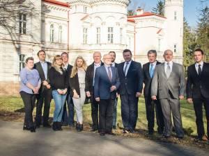 Reprezentanţii USV, la Consorţiul universitar Collegium Carpathicum