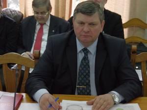 Directorul executiv al Casei de Pensii Suceava, Constantin Boliacu