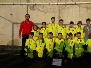 LPS Suceava a jucat pentru a doua oară la rând finala turneului Balkan Elite Cup