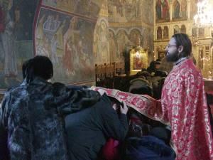 Duhovnicul iubește cu iubirea lui Hristos