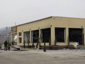 Explozia a fost deosebit de puternică, iar trei din cele patru angajate care erau în interior nu au supravieţuit