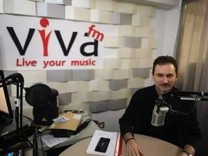 Viceprimarul Marian Andronache, invitat la Viva FM
