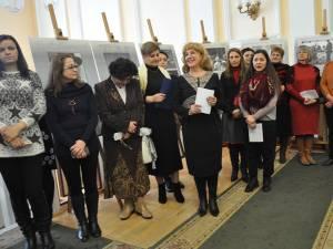 """Delegația Bibliotecii Universității """"Ștefan cel Mare"""" Suceava, la Cernăuți"""