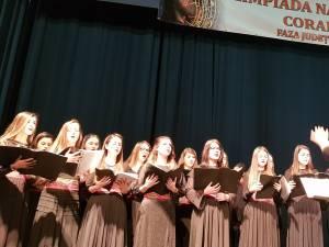 Corul Vivat Musica (liceu), locul I, finalist