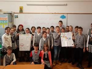 Campanie pentru promovarea igienei orale în rândul elevilor, la Şcoala Nr. 4 Suceava