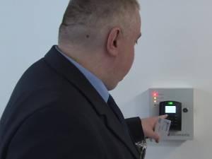 Sistemul de pontaj electronic