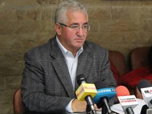 Primarul Sucevei, Ion Lungu
