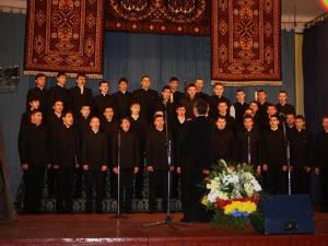 """Festivalul-concurs naţional de muzică corală religioasă ortodoxă """"Buna vestire"""", la Botuş"""