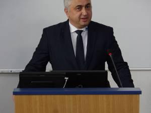 Rectorul USV, prof. univ. dr. ing. Valentin Popa