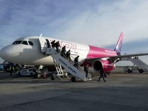 Wizz Air introduce zboruri din Suceava către Germania, pe aeroportul Memmingen