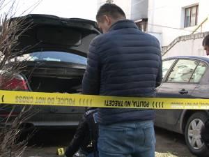 Jaful de săptămâna trecută, în care victimă a căzut valutistul Vasile Poenaru