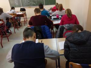 925 de elevi de clasa a VII-a și a VIII-a au absentat marți, 12 martie, de la a doua probă a simulării