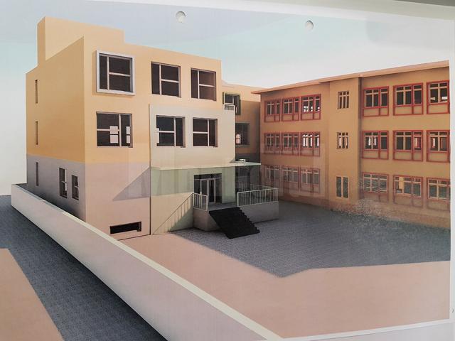 Proiectul grădiniţei cu program prelungit de la Școala Generală Nr. 1 Suceava