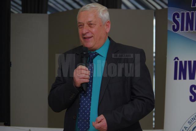 Gheorghe Lazăr pleacă de la conducerea Inspectoratului Școlar Suceava