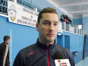 Antrenorul sucevean este conştient că echipa LPS va avea meciuri grele la turneul semifinal