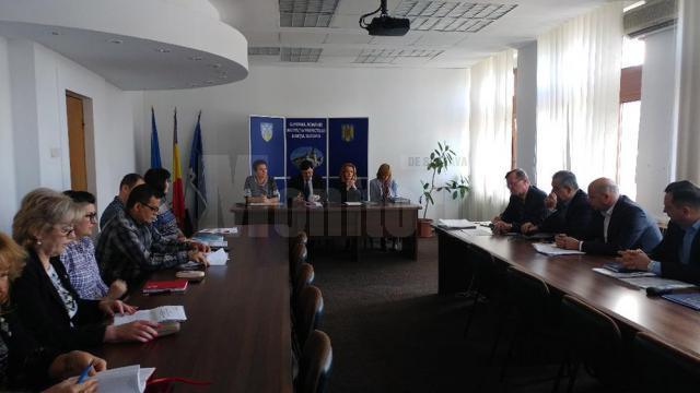 Comisia de Dialog Social s-a întrunit la solicitarea SANITAS