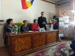 """Festivalul de poezie """"Primăvara poeţilor"""", la Colegiul Tehnic """"Petru Mușat"""" Suceava"""