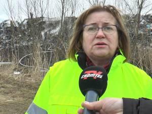 Şefa Comisariatului Judeţean Suceava al Gărzii de Mediu, Adriana Iordache