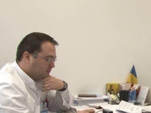 Doctorul Claudiu Cobuz este noul director al CAS Suceava