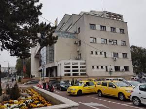 Sediul Primăriei Suceava urmează să fie renovat complet, printr-un amplu proiect de creștere a eficienței energetice