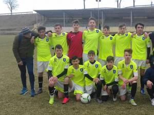 Juniorii Under 15 de la LPS Suceava au început în forţă returul