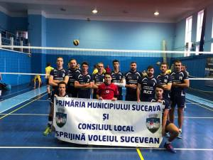 CSM Suceava are trei meciuri tari în turneul de patru din seria est a Diviziei A2