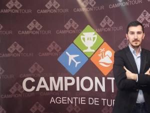 Toate ofertele de vacanţă cu zbor din Suceava într-un singur loc, la agenţia de turism Campion Tour
