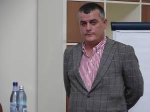Prim-vicepreşedintele FORT, Alin Creţu
