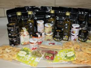 Diversitate de produse sub marca Tanola - Colecţia de mirodenii