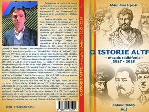 """""""O istorie altfel"""", de Adrian Popovici, va fi prezentată sâmbătă în cadrul Cenaclului transfrontalier """"Maşina cu poeţi"""""""