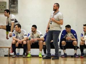 Antrenorul Adrian Chiruț știe că singura variantă de a rămâne pe locul 10 este victoria cu Focșani