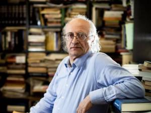 Profesorul Moshe Idel. Foto: Facebook