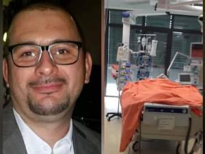 Familia lui Vasile Tomasciuc face un apel umanitar pentru salvarea acestuia