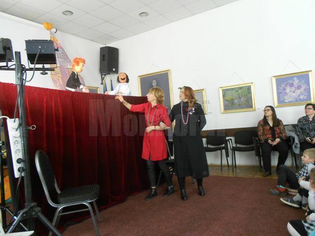 Ziua internaţională a cărţii pentru copii şi tineret, la Biblioteca Bucovinei