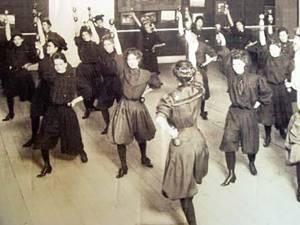 """""""Societatea profesorilor de gimnastică din Bucovina"""""""