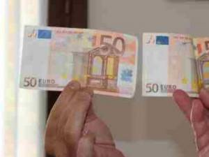 Euro falși